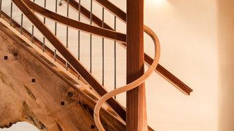 Ocean Side - Sculptural Stairs