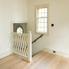 Traditional Staircase by Judge Skelton Smith Architects