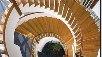 Oceanspray Corp. Headquarters Commercial traditional wood circular