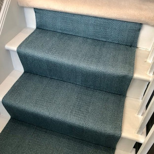 Off The Loom Stair Runner - Morden 8