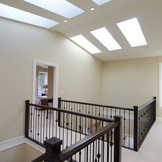 Traditional Staircase by Odenza Homes Ltd