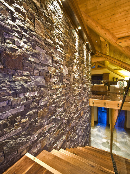 Concrete Buttress Wall Design : Stone buttress wall staircase design ideas renovations