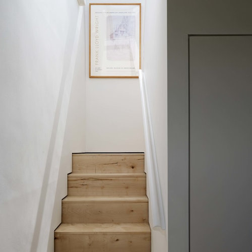 Inspiration For A Contemporary Staircase Remodel In London