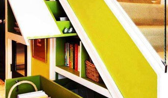 One Step at a Time -- Stair Storage
