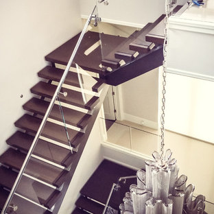 Open Rise Staircases