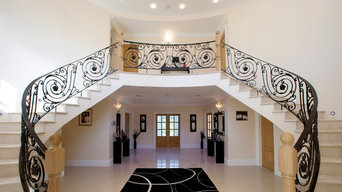 Ornate Balustrading