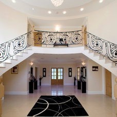 Contemporary Staircase by Bradfabs Ltd