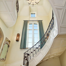 Traditional Staircase by Platinum Series by Mark Molthan