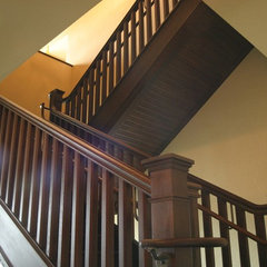 staircase by Southern Staircase Co.