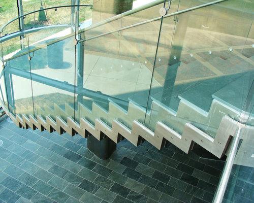Photos et idées déco d'escaliers avec des contremarches en ...