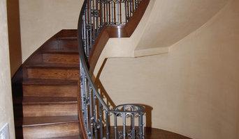Oval Stair Santa Cruz CA
