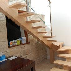 Modern Staircase OzStair - Wombarra