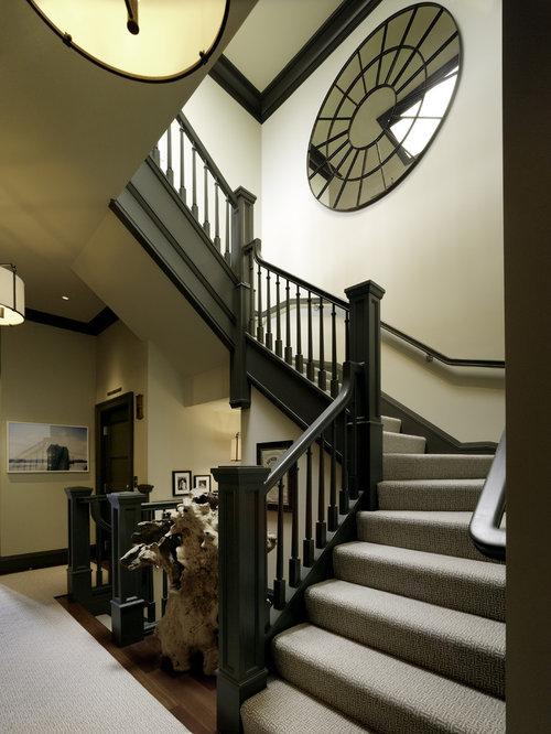 Staircase Carpet Houzz