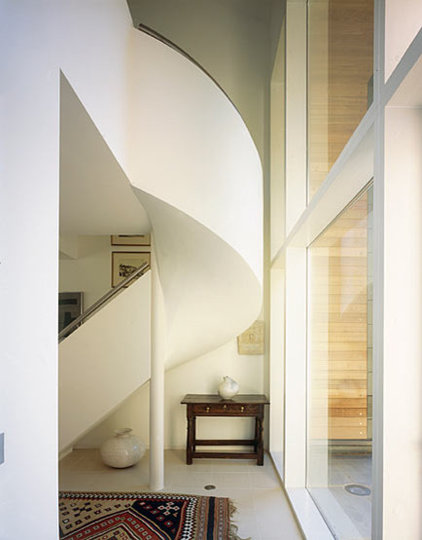 Modern Staircase by Pack Associates