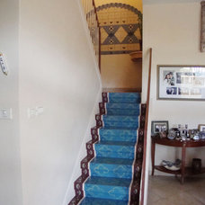 Mediterranean Staircase by Fine Art & Portraits by Laurel