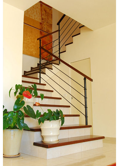 Contemporary Staircase by