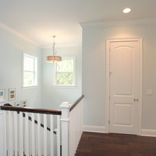 Traditional Staircase by Devonshire Custom Homes