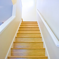 traditional staircase by Bill Fry Construction - Wm. H. Fry Const. Co.