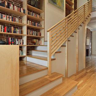Idéer för en eklektisk trappa