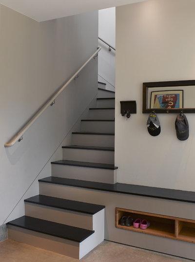 Современный Лестница by Ken Gutmaker Architectural Photography