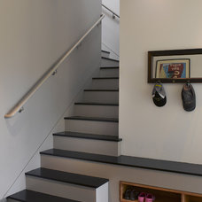 Contemporary Staircase by Studio Sarah Willmer