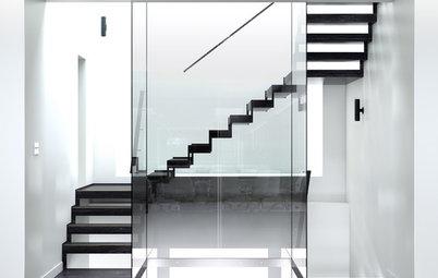 12 escaliers intérieurs graphiques de haut vol