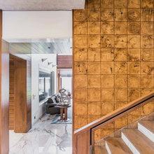 Wände und Treppen