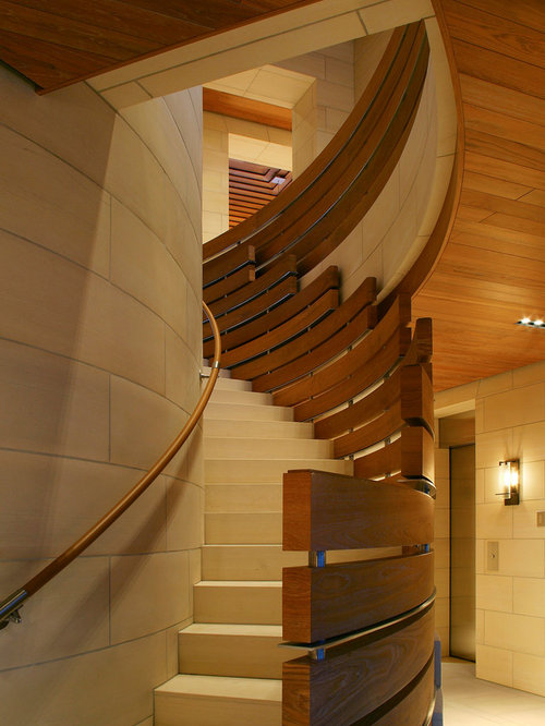 Round Staircase Ideas Pictures Remodel And Decor