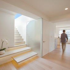 Modern Staircase by Howeler + Yoon Architecture