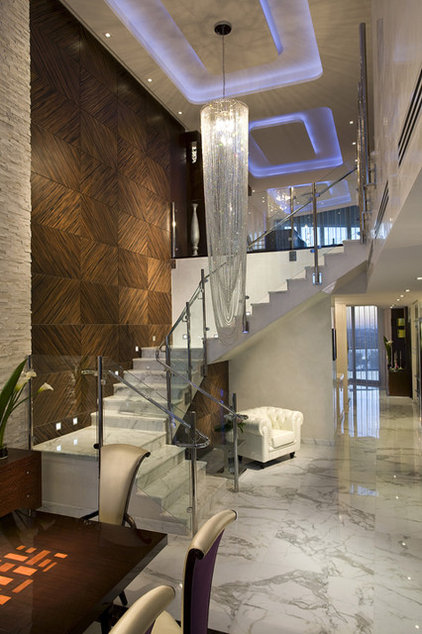 Eclectic Staircase by Craig Denis