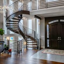 Gaudin Stairs