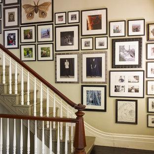 Klassische Treppe in New York