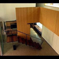 Modern Staircase Picasa Web Albums - Introducing the Wolfe Den! - Introducing the Wolfe Den!