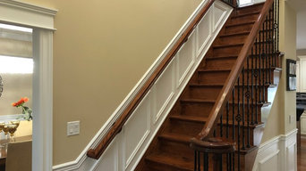"""Picture Frame"" Wainscoting"