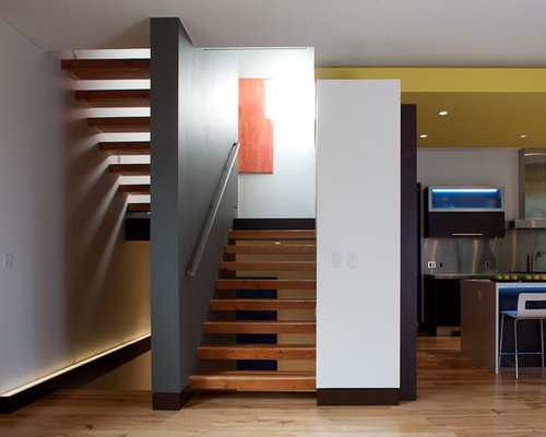 Houzz Switchback Stair Design Ideas Amp Remodel Pictures