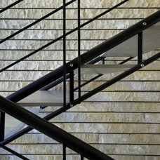 Contemporary Staircase by John Senhauser Architects