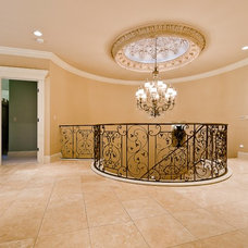 Traditional Staircase by Celtic Custom Homes