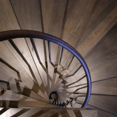 Modern Staircase by Timothy F. White