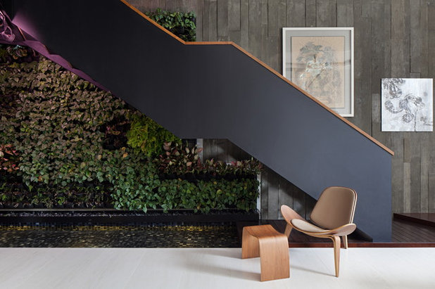 Contemporary Staircase by Envelope Architects