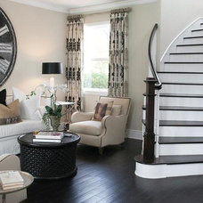 Traditional Staircase by SC Homes