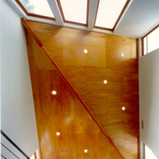 Contemporary Staircase by Koffka Phakos Design