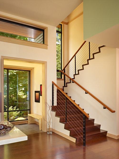 Indoor Stair Railings | Houzz