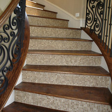 Traditional Staircase by Douglas Allen Custom Homes and Remodeling