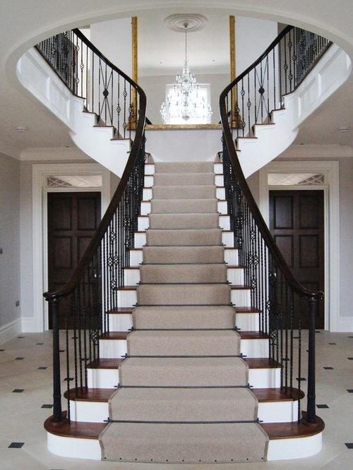 Split Staircase Houzz