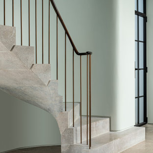 Classic staircase in Other.