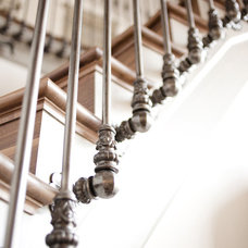 Traditional Staircase by Alice Lane Home Collection