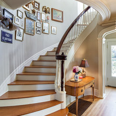 Traditional Staircase by KuDa Photography