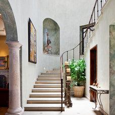Mediterranean Staircase by Matt Varnado - Varnado Photography