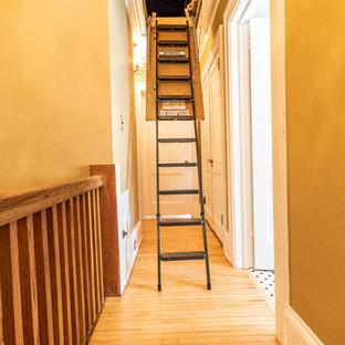 Modelo de escalera recta clásica