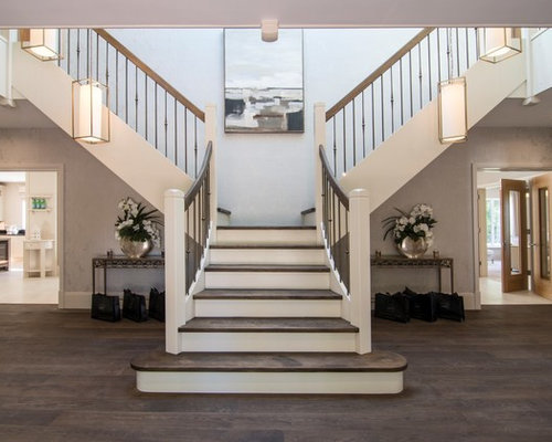 Staircase Design Ideas, Renovations & Photos